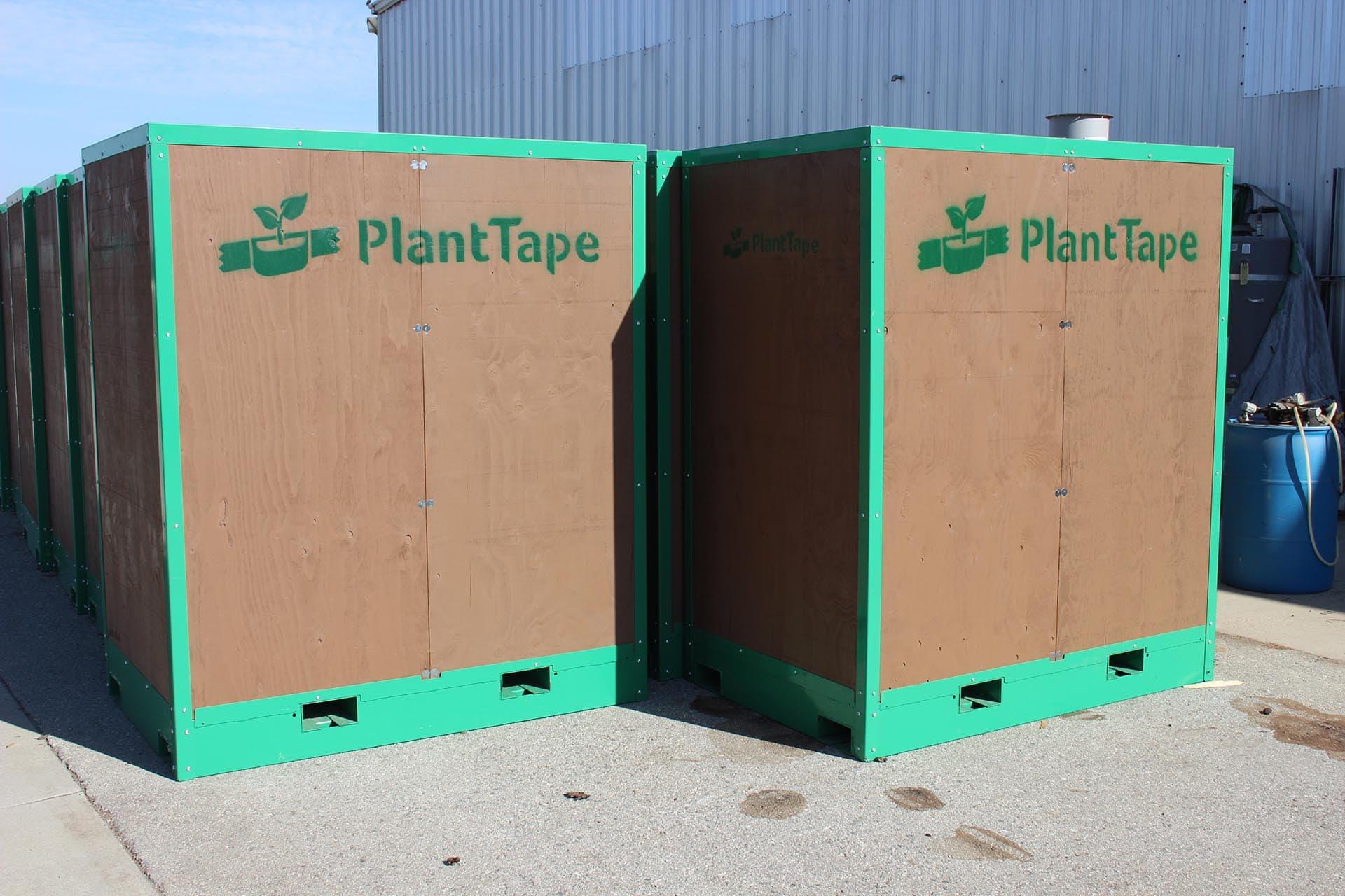 PlantTape Transportation Bins